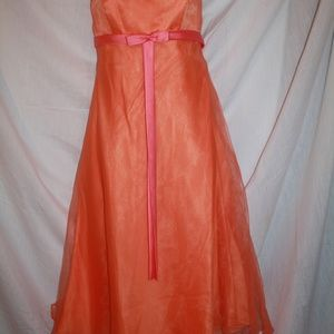 alfred angelo size 4 dress NEW WITH TAGS Strapless